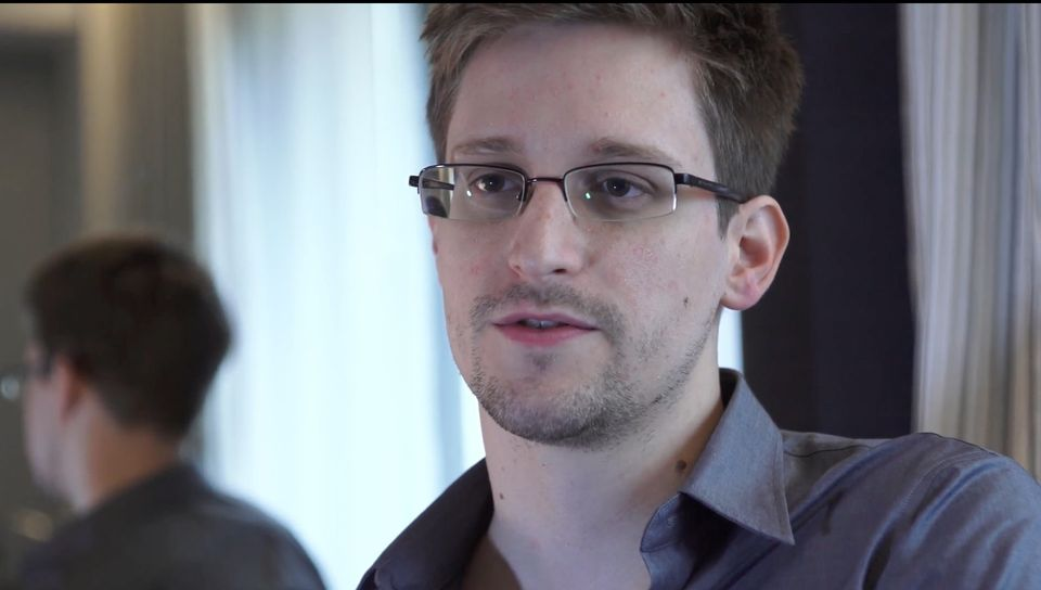 This June 9, 2013, file photo provided by The Guardian in London shows Edward Snowden, who worked as a contract employee for