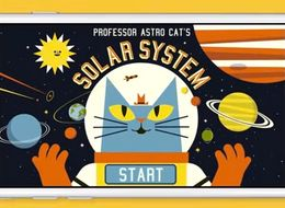 'Professor Astro Cat' Is The Educational App Kids Will Actually Want