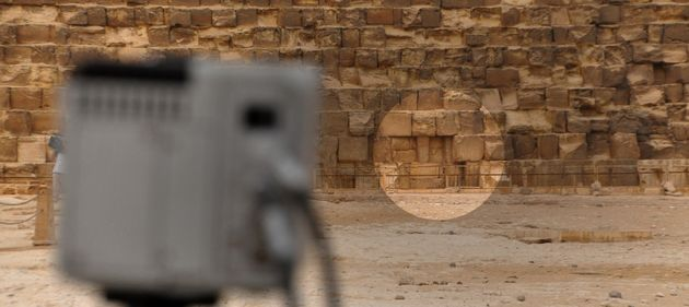 Thermal Scans Of Egypt's Great Pyramid Reveal 'Impressive'