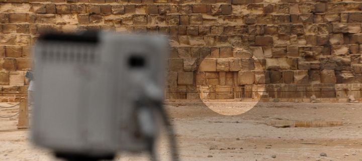 Thermal Scans Of Egypt's Great Pyramid Reveal 'Impressive' Anomaly