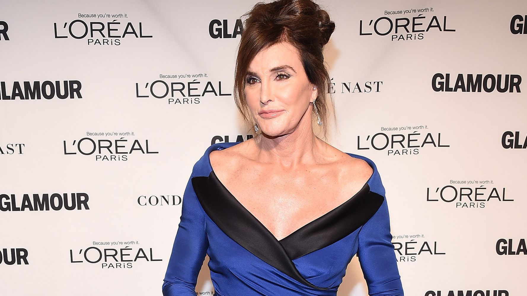 Caitlyn Jenner Stuns In Her Most Glamorous Look Yet