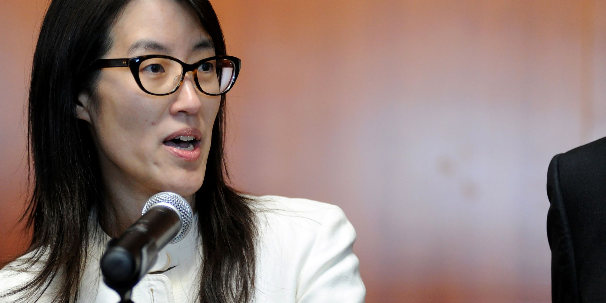 ellen pao won t stop talking about sexism in tech and neither ellen pao won t stop talking about sexism in tech and neither should you the huffington post