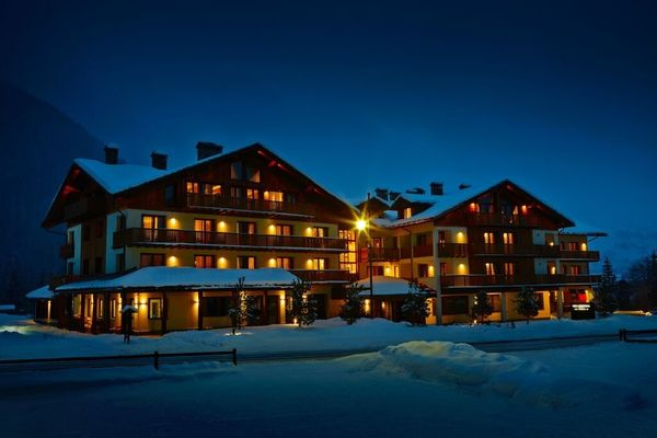 The Only 5 Star Elishment In La Thuile Nira Montana Is Also One