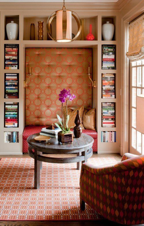 """<a href=""""http://www.houzz.com/photos/2472746/Modern-Mix-transitional-family-room-charlotte"""">Modern Family Room by Charlotte A"""