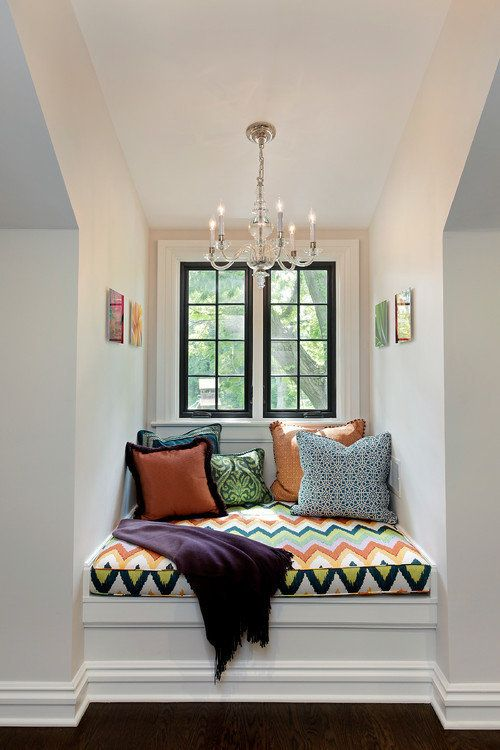 & 19 Cozy Reading Nooks You\u0027ll Want To Curl Up In Forever | HuffPost Life