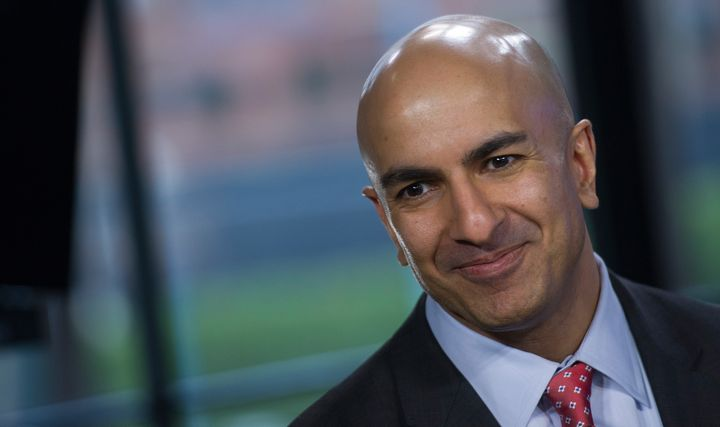 Neel Kashkari will be the new president of the Minneapolis Federal Reserve Bank.