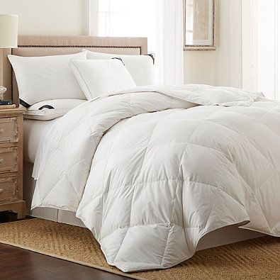 6 invest in a down comforter for snug snoozing - Comphy Sheets