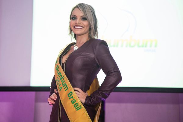 Last year's Miss BumBum Indianara Carvalho says the honor is very important to Brazilian  culture because the title <a h