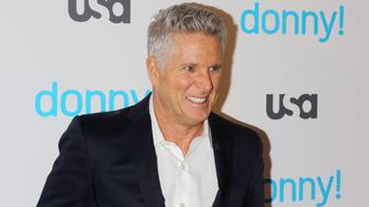 NEW YORK, NY - NOVEMBER 03:  Advertising executive/TV personality Donny Deutsch  attends the USA Network hosts the premiere of 'Donny!' at The Rainbow Room on November 3, 2015 in New York City.  (Photo by Jim Spellman/WireImage)