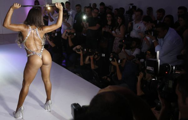 "There were also some rule changes to this year's contest that were the direct result of Miss BumBum runner-up <a href=""h"
