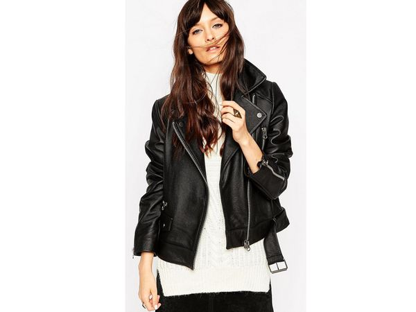 The Best Black Leather Jacket For Every Cut, Style And Budget ...