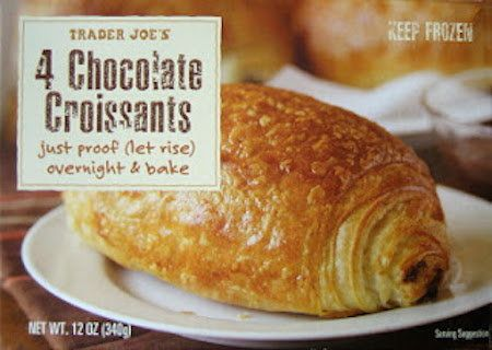 As the French call them,<i>pain au chocolate.</i>These babies are proof that magic is real.Leave the croiss