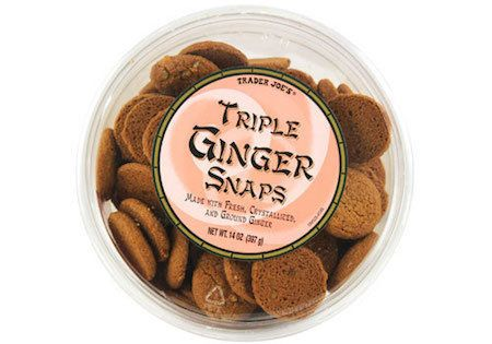 Considered by many to be a Trader Joe's classic, this one is for all ginger lovers. The intense ginger flavor will take over