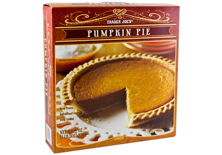 Craving the ultimate pumpkin pie but don't want to lift a finger? Don't worry, Joe's got your back. This pumpkin pie is so de