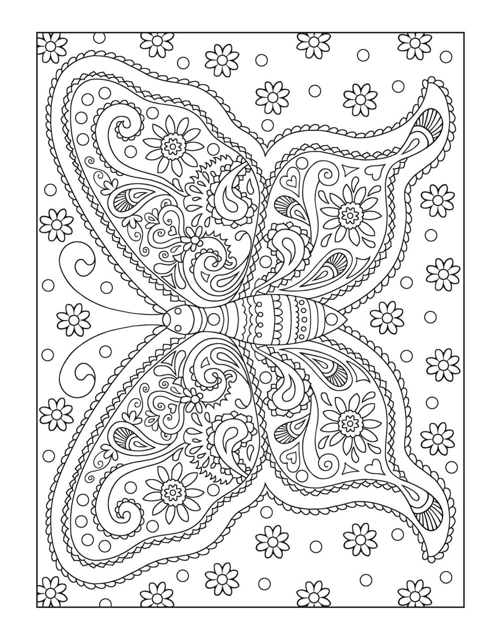 South korea coloring book - Adult Coloring Books