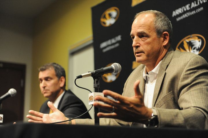 When his players asked him to support their cause, Pinkel agreed.