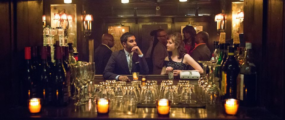 "Aziz Ansari, Noël Wells in the Netflix original series ""Master of None."""
