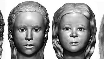 Do you recognize this women and there three children?
