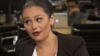 Reality star JWoww joined HuffPost Live on Nov. 10 and set the record straight about her pregnancy.