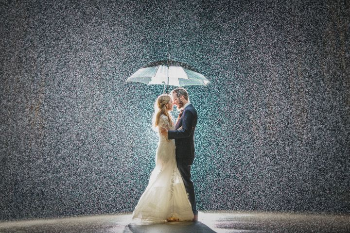This stunning photo will make you wish for rain on your wedding day thomas stewart photography junglespirit Gallery