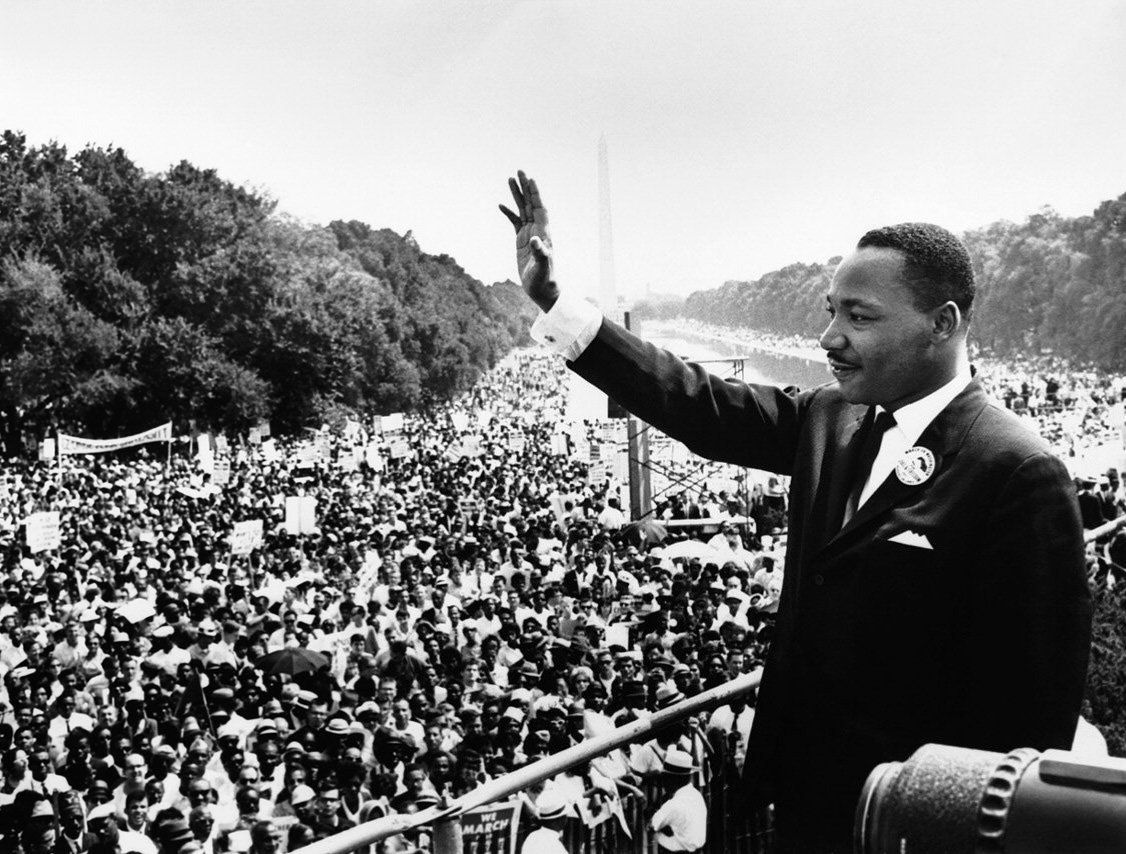 """martin luther king jr s american dream It is a dream deeply rooted in the american dream i have a dream that one day this nation will rise up and live out the true meaning of its creed, """"we hold these truths to be self-evident, that all men are created equal""""  martin luther king, jr, i have a dream: writings and speeches that changed the world, ed james melvin washington."""