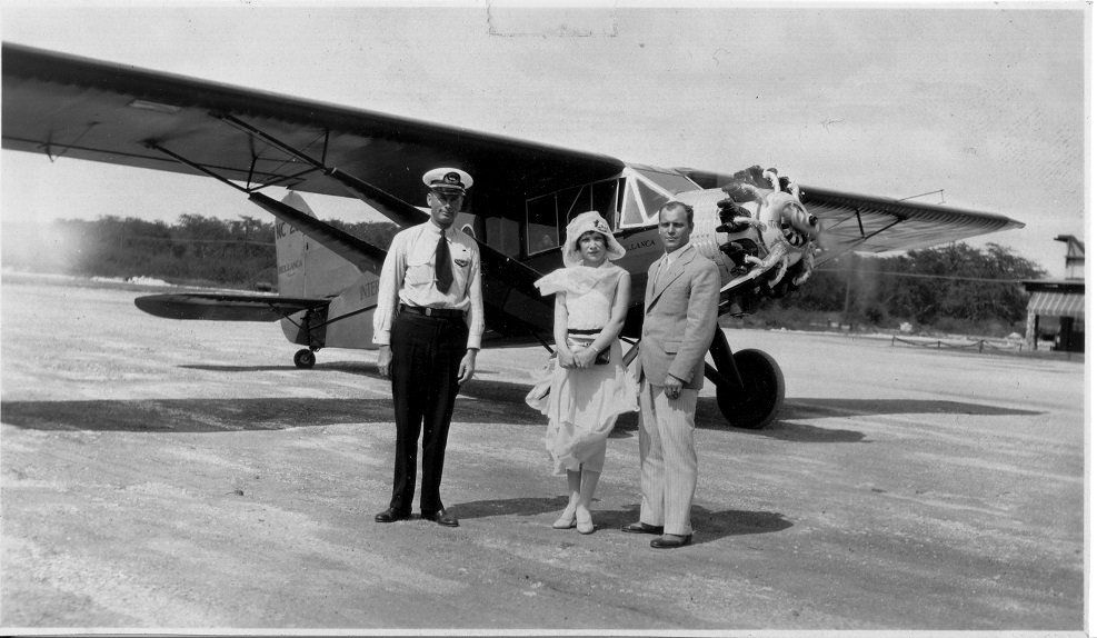On Nov.11, 1929, Inter-Island Airways (which would later become Hawaiian Airlines) had their first scheduled flight fro