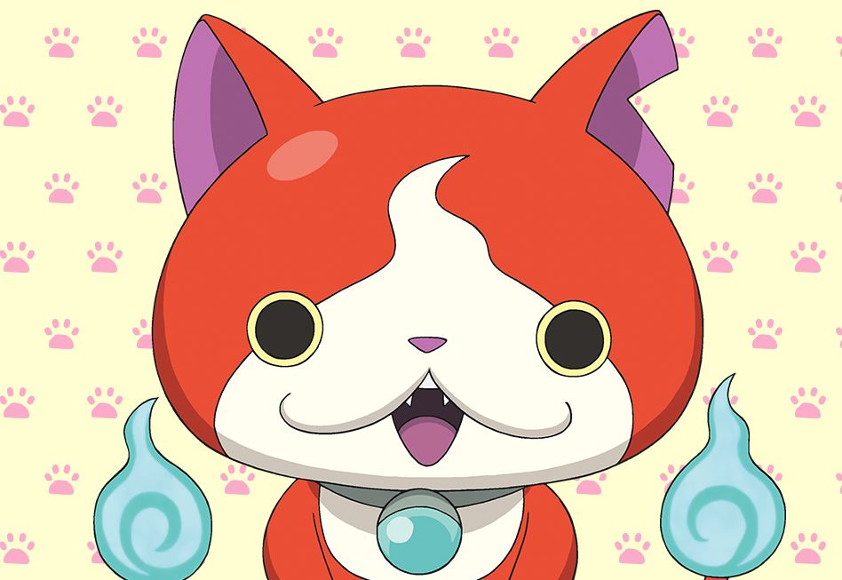 "Jibanyan, the mascot of ""Yo-Kai Watch,"" is something of a 21st century Pikachu -- but with a bit more personality."
