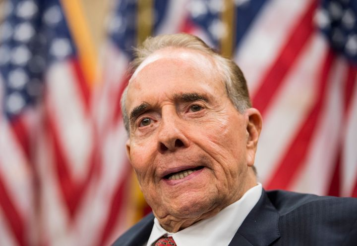 Former Sen. Bob Dole (R-Kan.) will serve as the National Veterans' chairman for GOP candidate Jeb Bush.