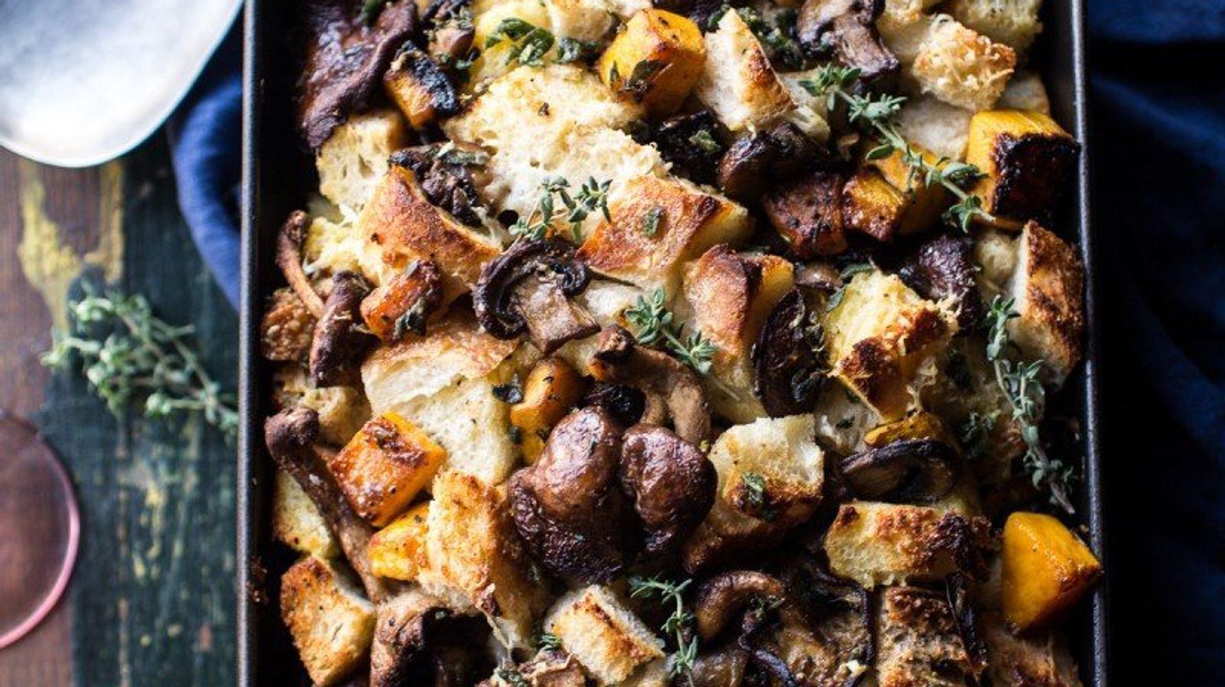 The Best Stuffing Recipes For Thanksgiving Dinner