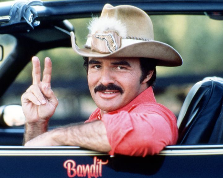 Burt Reynolds Says His Mustache Got Him Better Parts And Better