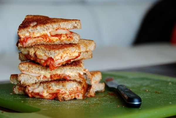 "<strong>Get the <a href=""http://food52.com/recipes/25339-kimchi-grilled-cheese"" target=""_blank"">Kimchi Grilled Cheese recipe<"