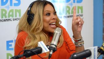 NEW YORK, NY - SEPTEMBER 08:  TV host Wendy Williams visits The Elvis Duran Z100 Morning Show at Z100 Studio on September 8, 2015 in New York City.  (Photo by Andrew Toth/Getty Images)