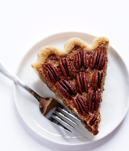 "<strong>Get the <a href=""http://www.gimmesomeoven.com/best-pecan-pie-recipe/"" target=""_blank"">Homemade Pecan Pie recipe</a> f"