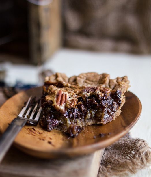 "<strong>Get the <a href=""http://www.adventures-in-cooking.com/2012/11/chocolate-pecan-pie-giveaway.html"" target=""_blank"">Choc"