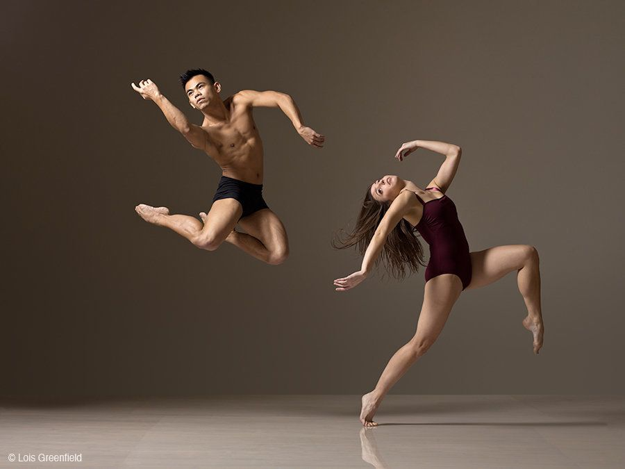 Jason Garcia Ignacio and Alyssa Maksym / Eryc Taylor Dance, 2013