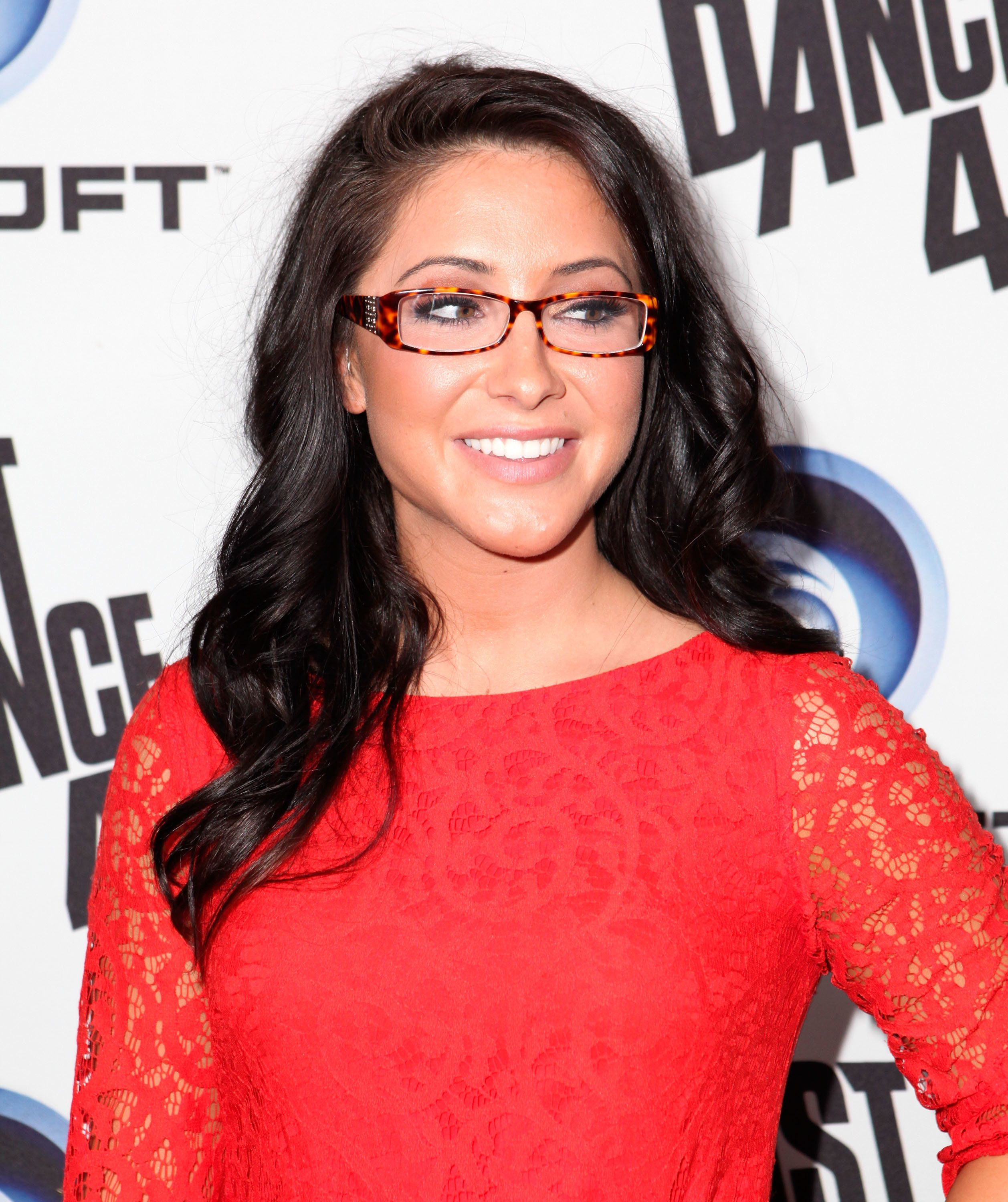 HOLLYWOOD, CA - OCTOBER 02:  Bristol Palin arrives for Ubisoft Presents The Launch Of Just Dance 4 at Lexington Social House on October 2, 2012 in Hollywood, California.  (Photo by Gabriel Olsen/FilmMagic)