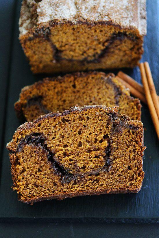 Paul's pumpkin bread recipe