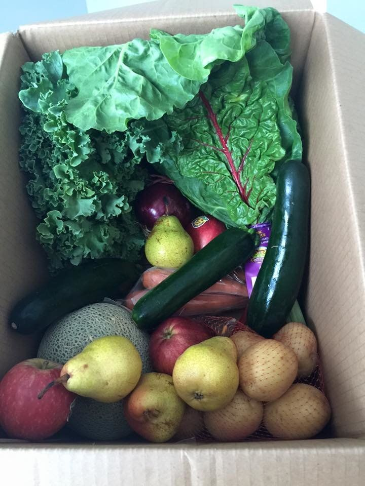 An example of a Food Club box.
