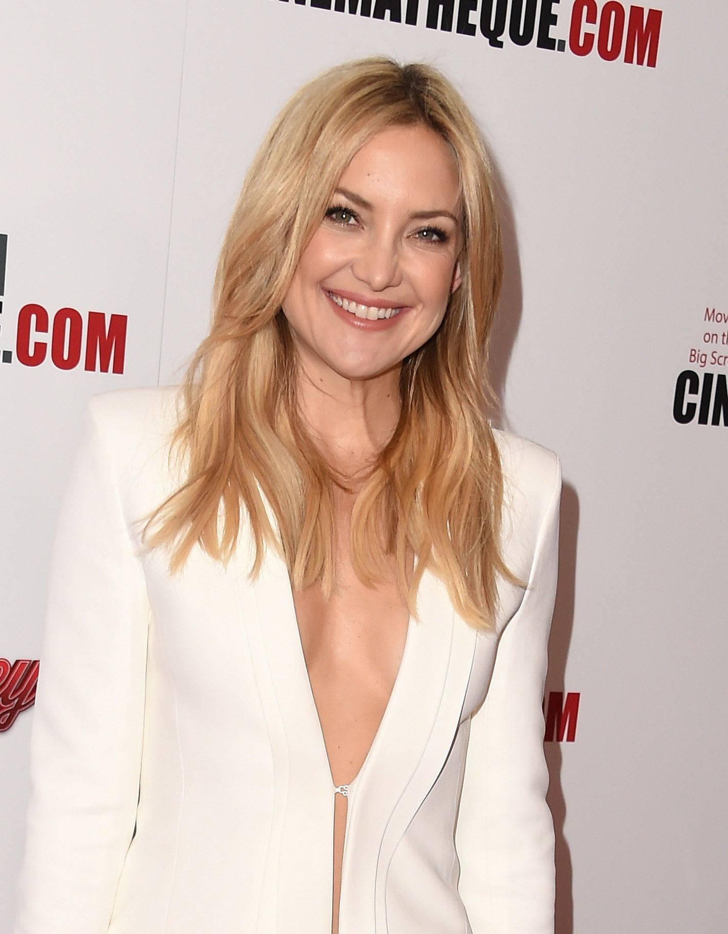 LOS ANGELES, CA - OCTOBER 30:  Actress Kate Hudson attends the 29th American Cinematheque Award honoring Reese Witherspoon at the Hyatt Regency Century Plaza on October 30, 2015 in Los Angeles, California.  (Photo by Steve Granitz/WireImage)