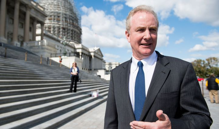 Rep. Chris Van Hollen (D-Md.) is one of four Democrats who wrote to President Obama urging him to use his executive authority to strengthen gun safety laws.