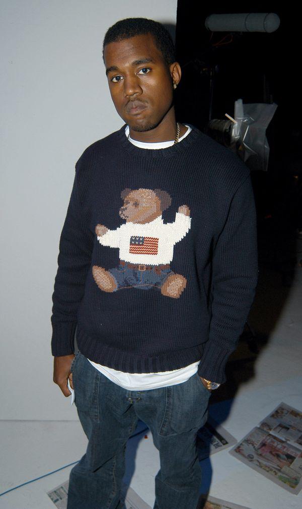 Kanye Car Crash