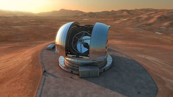 "The <a href=""https://www.eso.org/sci/facilities/eelt/"">European Extremely Large Telescope</a>&nbsp;will be the largest optica"