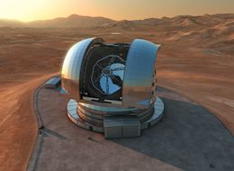 Massive New Telescopes To Be The Largest In The World