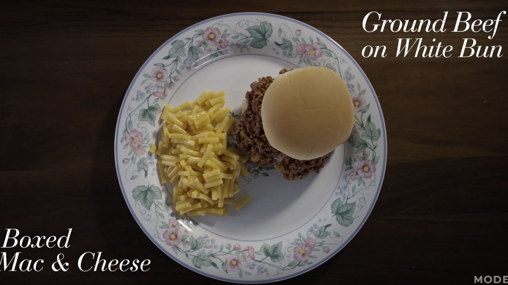 Watch 100 Years Of American Family Dinners In Under 3 Minutes