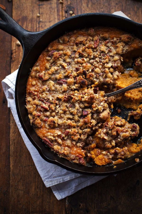 These Are The Sweet Potato Casserole Recipes You Need Huffpost Life