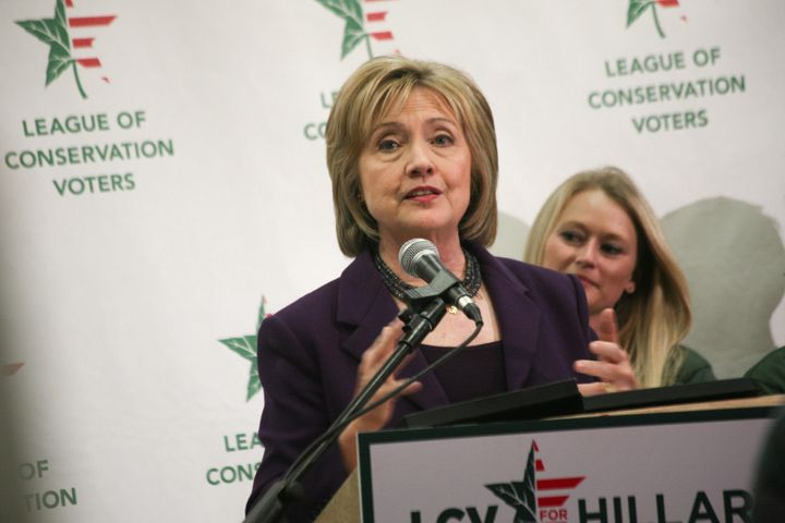Hillary Clinton unveiled a plan to help coal communities.