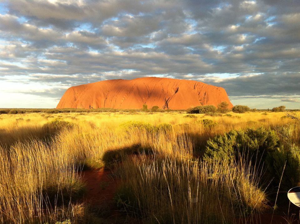 "This ancient sandstone monolith is one of Australia's <a href=""http://www.atn.com.au/nt/south/uluru.htm"">most famous natural"