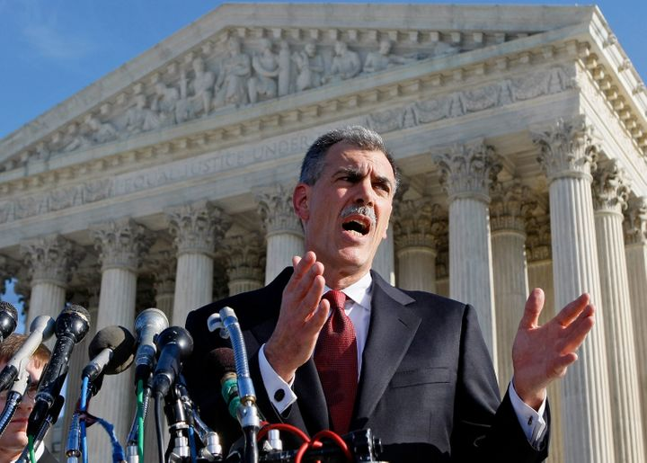 The office of U.S. Solicitor General Donald Verrilli Jr. will soon file an appeal in the Supreme Court, asking it to overturn