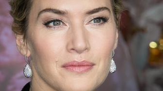 PARIS, FRANCE - NOVEMBER 06:  Actress Kate Winslet attends the Christmas Decorations Inauguration at Printemps Haussmann on November 6, 2015 in Paris, France.  (Photo by Marc Piasecki/FilmMagic)