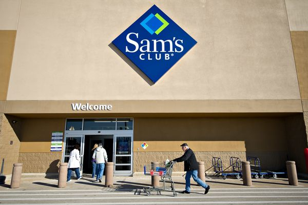 Sam's Club -- owned by Walmart -- will be closed on Thanksgiving and open on Black Friday. Walmart will stay open both days.